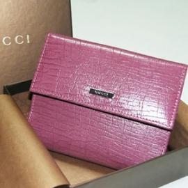 グッチコピー 二つ折り財布 型押しカーフ 143387 A5I0N 5712