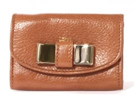 財布 コピー クロエ リリィ カードケース ナッツ 3P0510-015-174