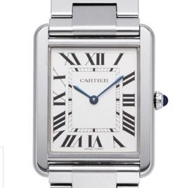 コピー腕時計 タンク ソロ LM W5200014