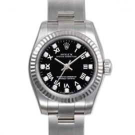 (ROLEX)ロレックスコピー 時計 レディース オイスターパーペチュアル 176234G