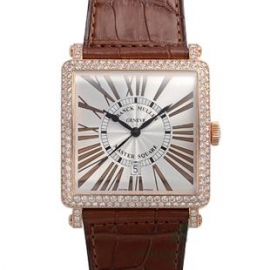 コピー腕時計 フランク・ミュラー マスタースクエアー6000KSCDTD RELIEF