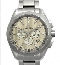 コピー腕時計 シーマスタークロノコーアクシャル アクアテラクロノメーター 231.10.44.50.09.001