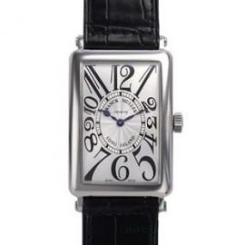 コピー腕時計 フランク・ミュラー ロングアイランド1002QZ