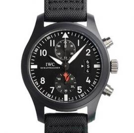 コピー腕時計 IWC パイロットウォッチクロノ・トップガンIW388001