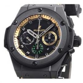 コピー腕時計 ウブロ 高級 キングパワー ウサイン ボルト限定品 703.CI.1129.NR.USB12