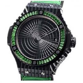 コピー腕時計 ウブロ ビッグバン トゥッティフルッティ アップルキャビア 346.CD.1800.LR.1922