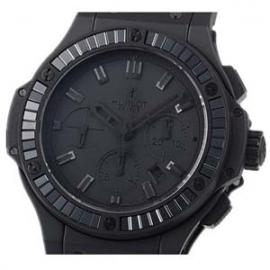 コピー腕時計 ウブロ時計 ビッグバン オールブラックカラット 301.CI.1110.RX.1900