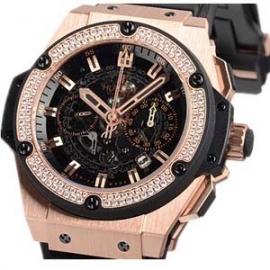 コピー腕時計 ウブロ キングパワー ウニコ キングゴールド 701.OX.0180.RX.1104