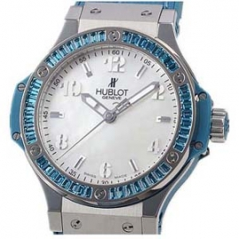 コピー腕時計 ウブロ ビッグバン トゥッティフルッティ ブルー 361.SL.6010.LR.1907