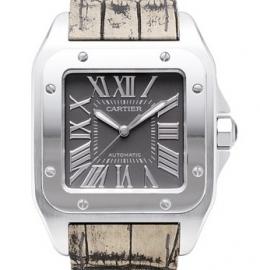 コピー腕時計 カルティエ サントスモデル SANTOS 100 LIMITED EDITION W20134X8