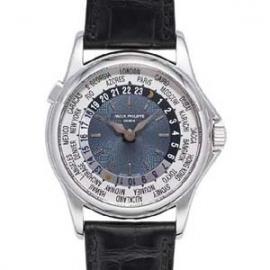 (PATEK PHILIPPE)パテックフィリップ コピー激安時計ワールドタイム WORLD TIME 5110P