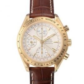 コピー腕時計 オメガスピードマスター トリプルカレンダー323.53.40.44.02.001