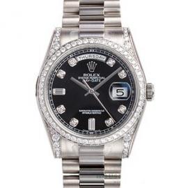 コピー腕時計 ロレックス オイスターパーペチュアル デイデイト118389A