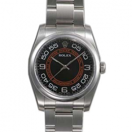 (ROLEX)ロレックスコピー メンズ時計 オイスターパーペチュアル 116000
