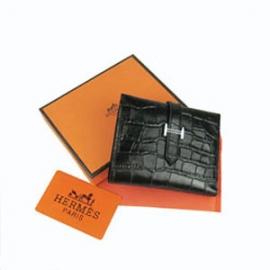 財布 コピー エルメスブランド 二つ折り短財布 ベアン HR12673