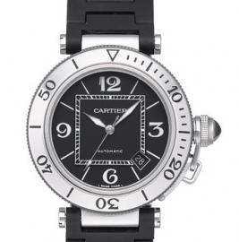 コピー腕時計 カルティエ パシャ シータイマー / W31077U2