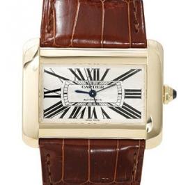 コピー腕時計 タンク ディヴァン W6300856