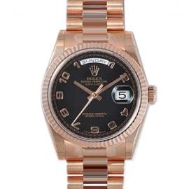 (ROLEX)ロレックスコピー時計 オイスターパーペチュアル デイデイト 118235F