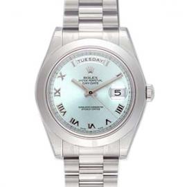 (ROLEX)ロレックス コピー時計 オイスターパーペチュアル デイデイトII 218206