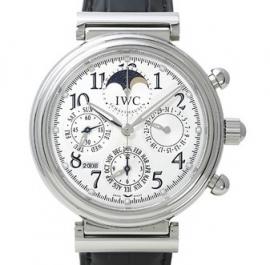 コピー腕時計 IWC ダ・ヴィンチ パーペチュアル カレンダー クロノグラフ IW375803
