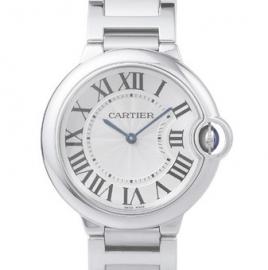 コピー腕時計 カルティエ バロンブルー ミディアム BALLON BLEU MEDIUM W69011Z4