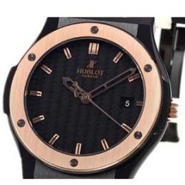 コピー腕時計 ウブロ クラシックフュージョン セラミックゴールド 42mm 542.CP.1780.RX