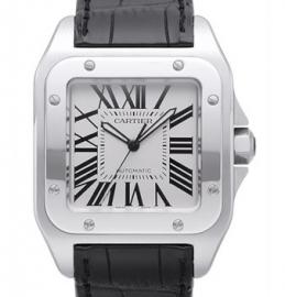 コピー腕時計 カルティエ サントス100 SANTOS100 W20073X8
