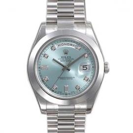 (ROLEX)ロレックス スーパーコピー 時計 オイスターパーペチュアル デイデイトII 218206A