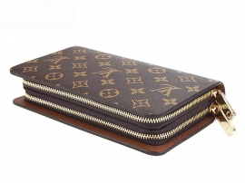 ルイヴィトンコピー新品ダブル財布老取っ手バッグ2012