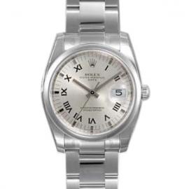 (ROLEX)ロレックスコピー メンズ時計 オイスターパーペチュアル デイト 115200