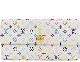 財布 コピー ルイヴィトンマルチカラー M93742